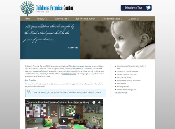 childrenspromisecenter